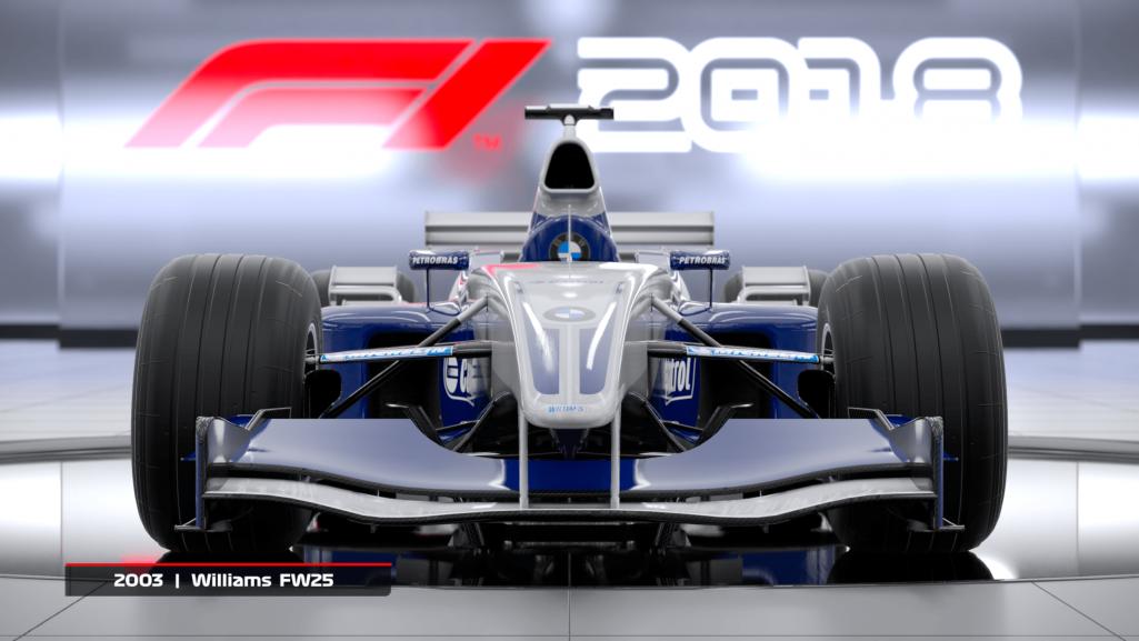 Kolejne klasyczne bolidy w F1 2018 zapowiedziane!