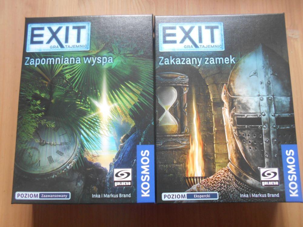 Exit. Escape room na planszy [Recenzja]