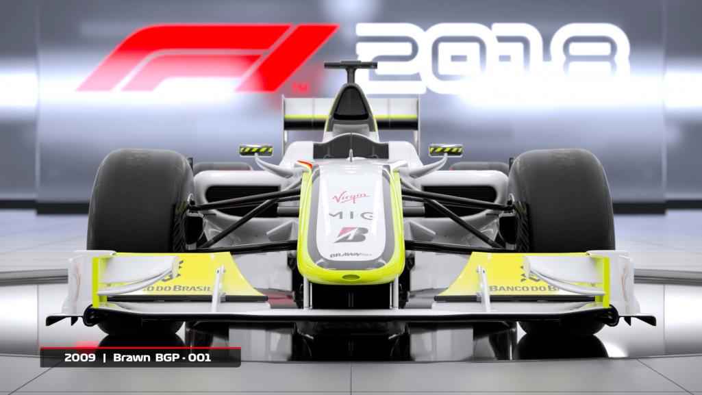 Tryb kariery w F1 2018 to jedna z ostatnich nowinek przed premierą