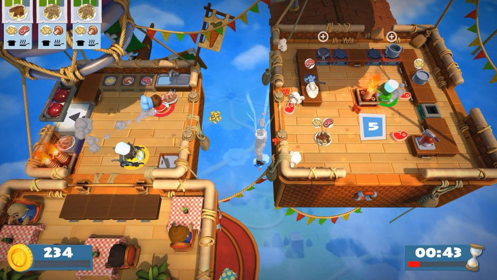 Overcooked 2 na PlayStation 4 [RECENZJA]