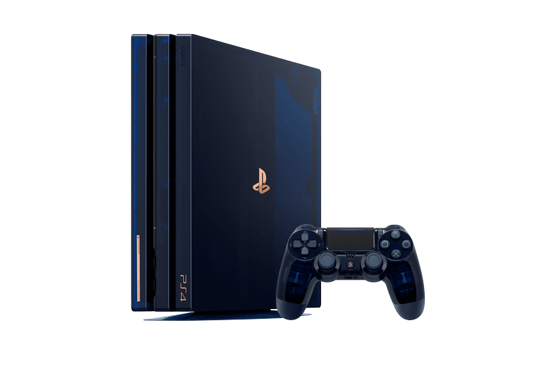 playstation 4 pro 500 milion
