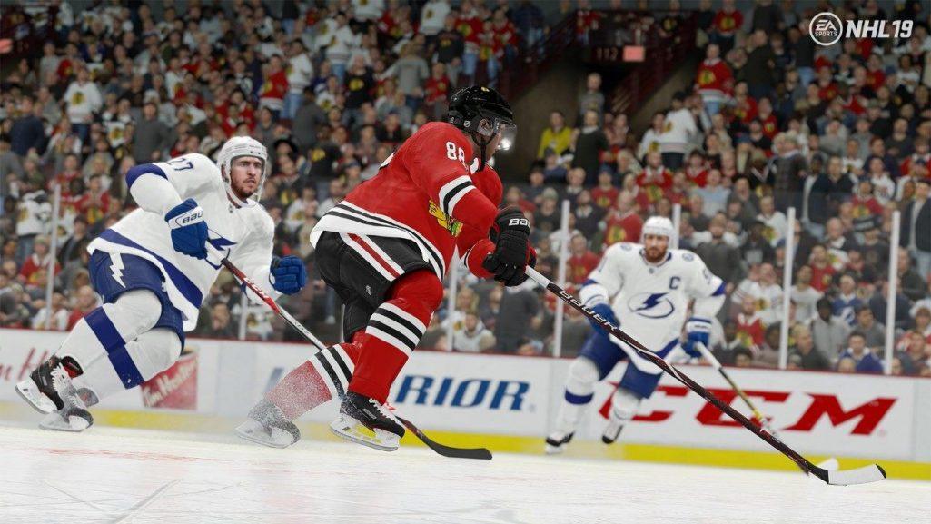 Gra w trójkach w NHL 19 na PS4! Co jeszcze?