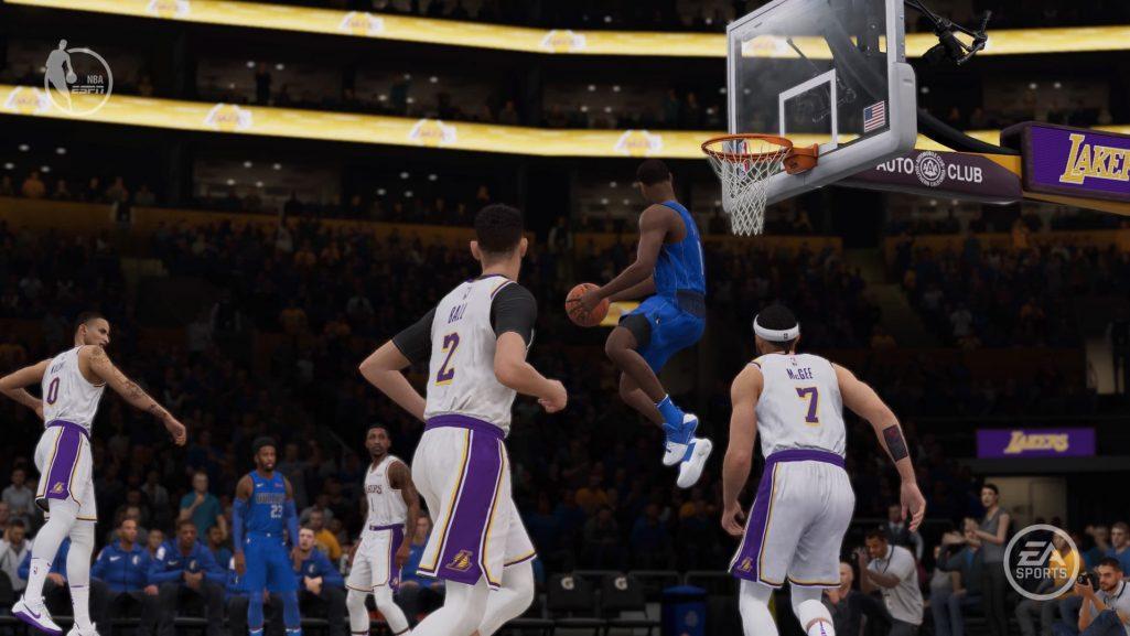 NBA Live 19 [RECENZJA]