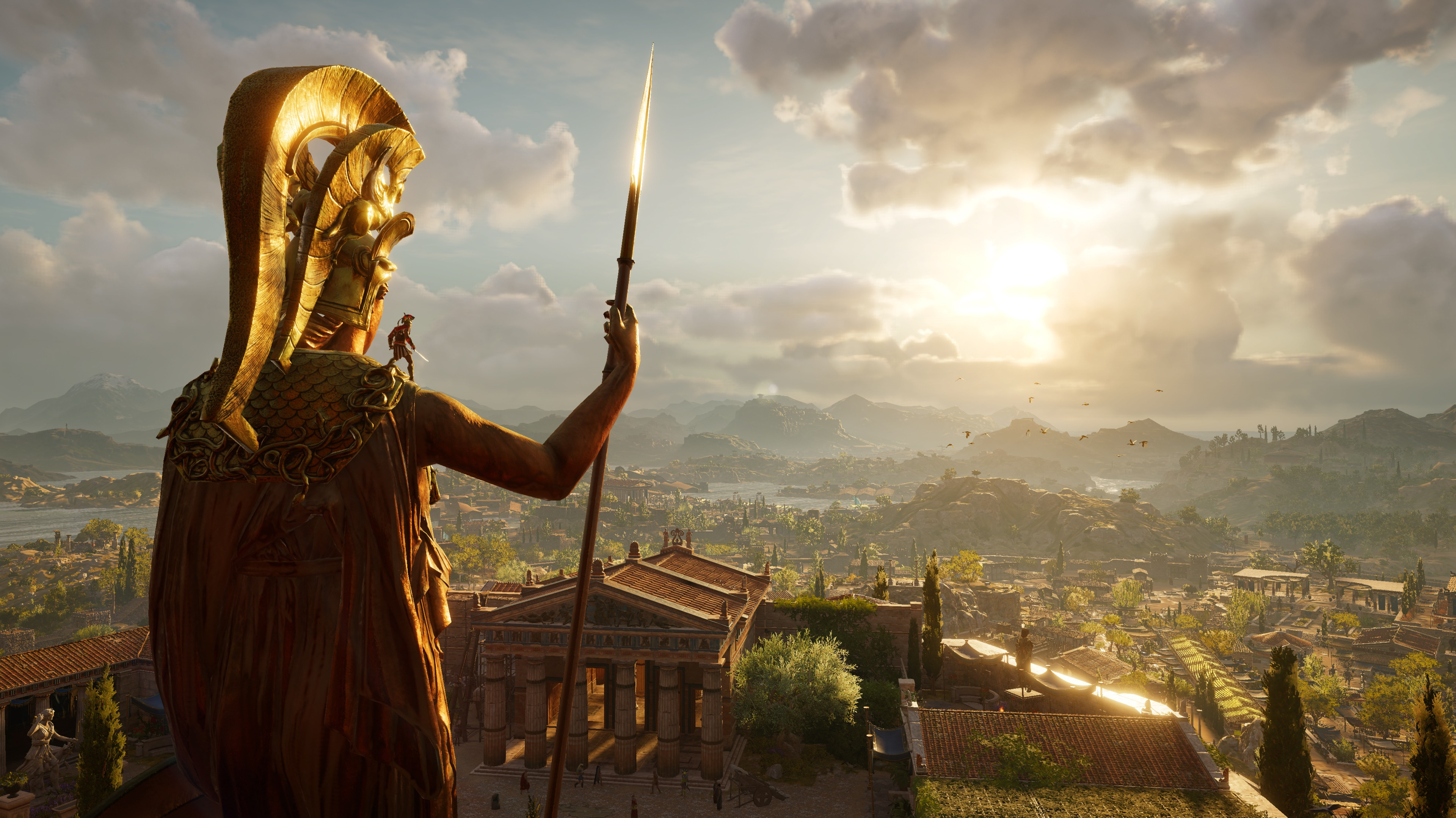 Grecja w Assassin's Creed: Odyssey