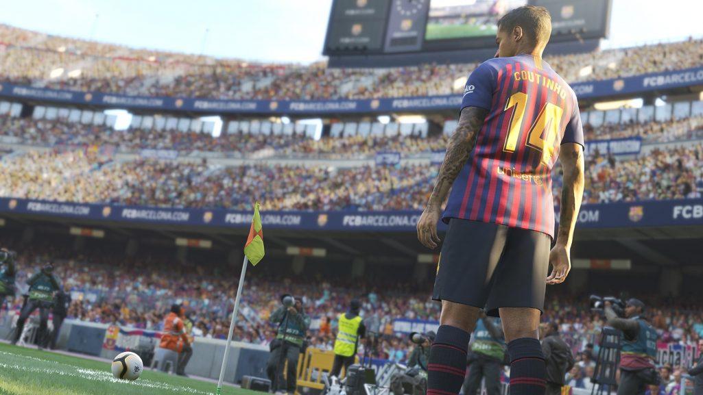 Pro Evolution Soccer 2019 [RECENZJA]