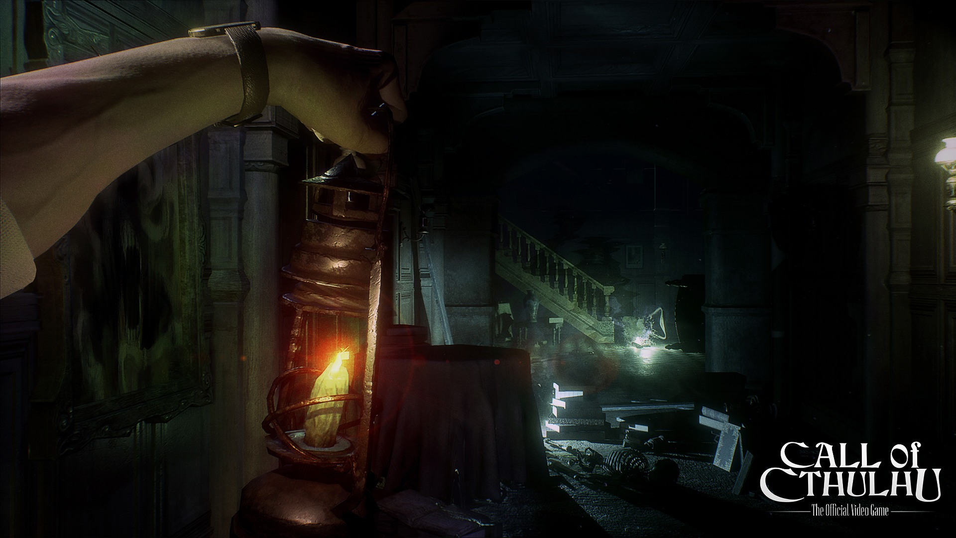 call of cthulhu the official video game premiera