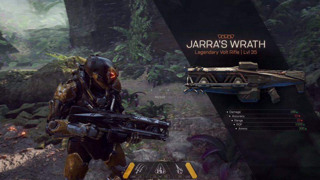 Anthem od BioWare rozwija się świetnie
