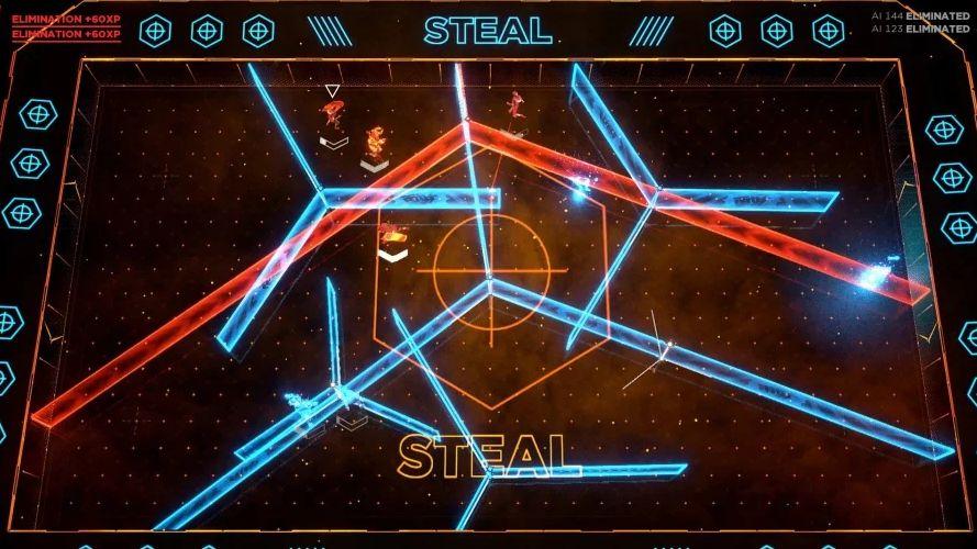 gry ps plus w październiku laser league