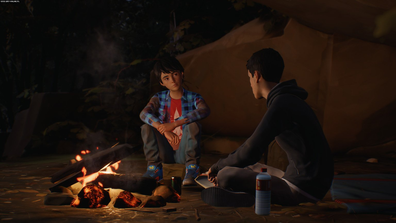 gameplay life is strange 2