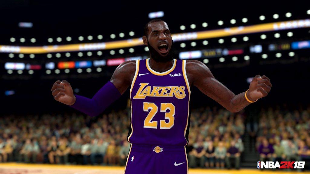 NBA 2K19 [RECENZJA]