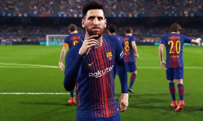 Najlepsi gracze w Pro Evolution Soccer 2019