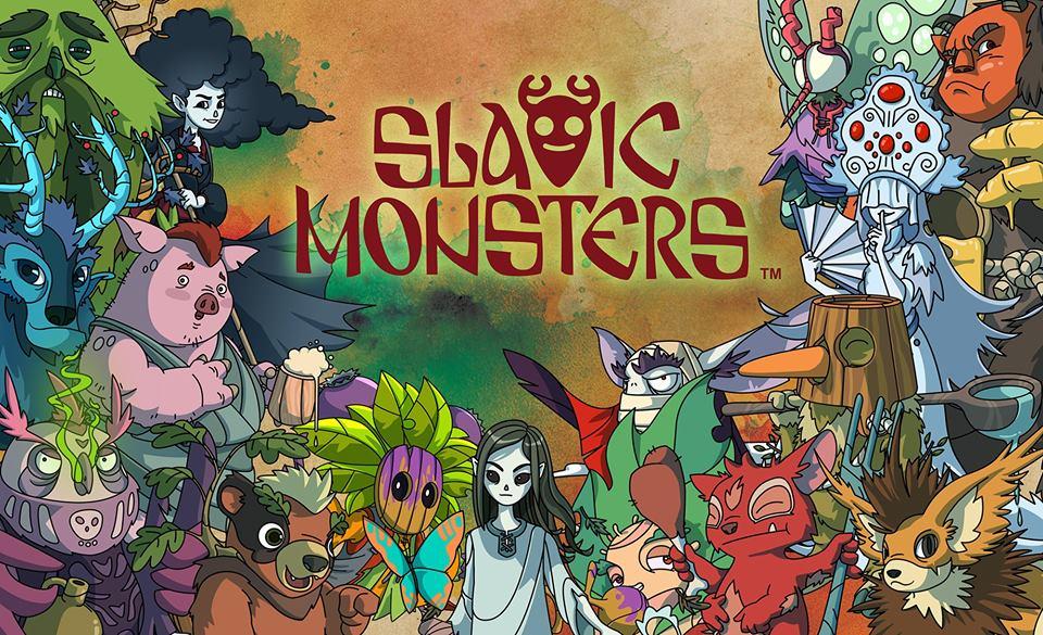 Slavic Monsters tlo
