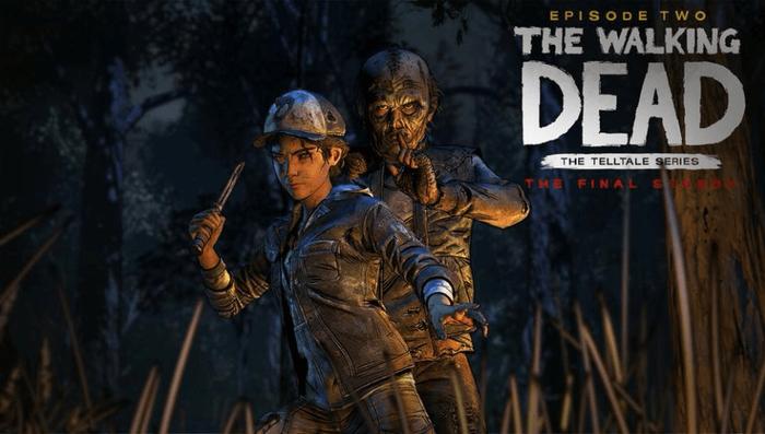 Premiera The Walking Dead: Suffer the Children!