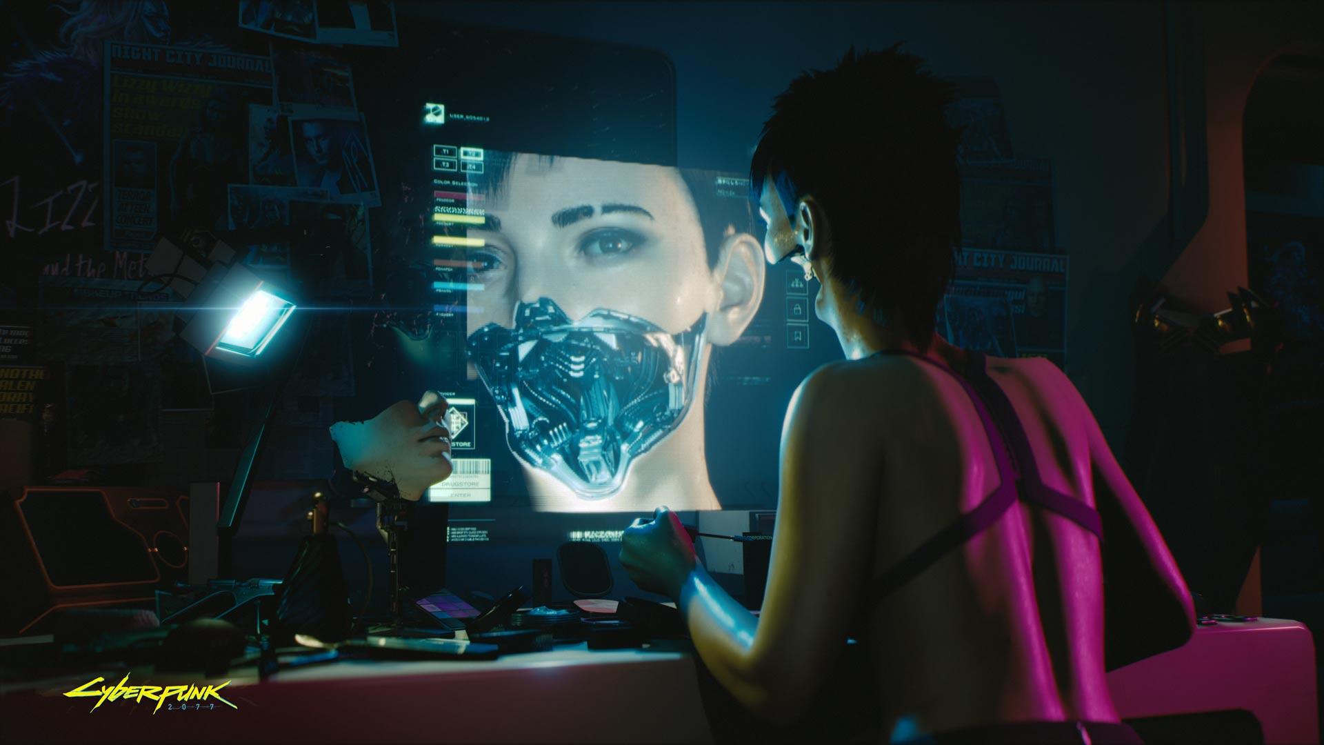Pokazy Cyberpunk 2077 na E3 – otwarte i za zamkniętymi drzwiami