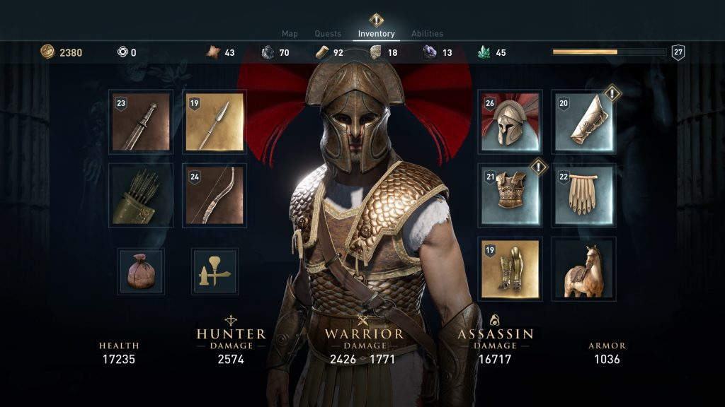 premiera assassin's creed odyssey