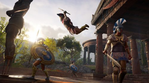 recenzja assassin's creed odyssey