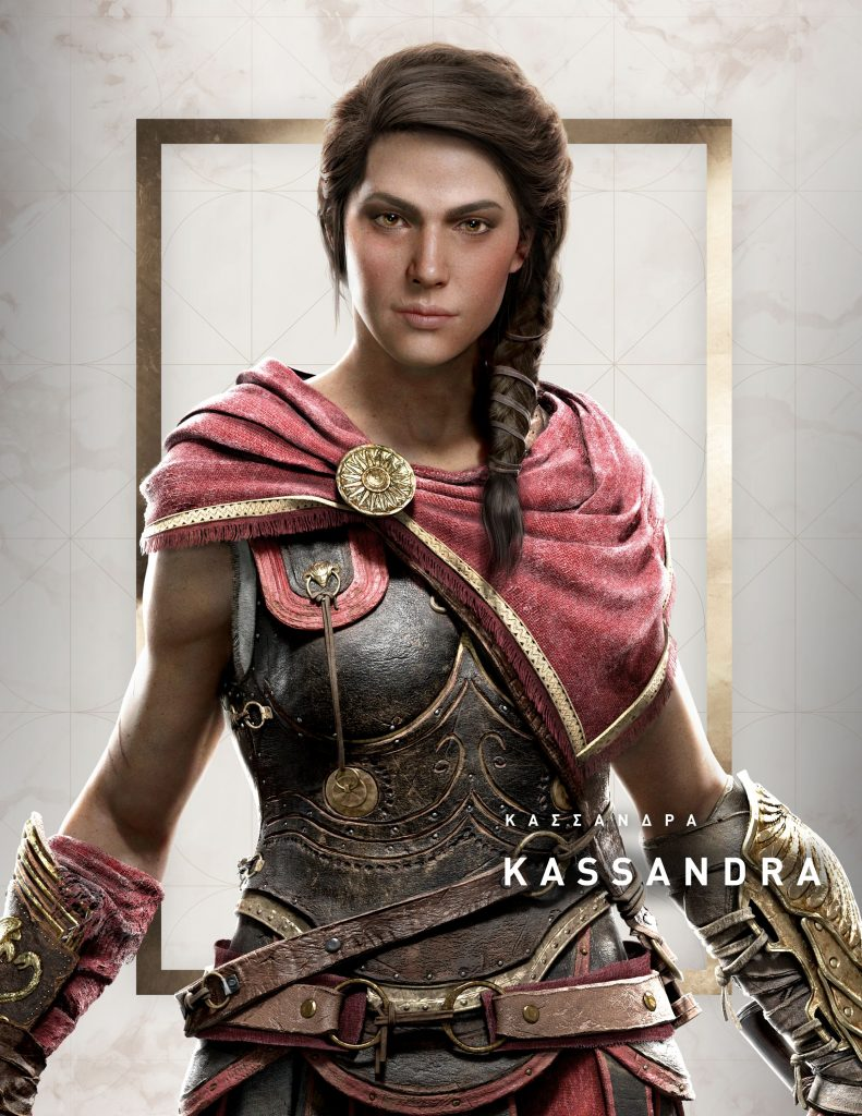 recenzja assassin's creed odyssey kassandra