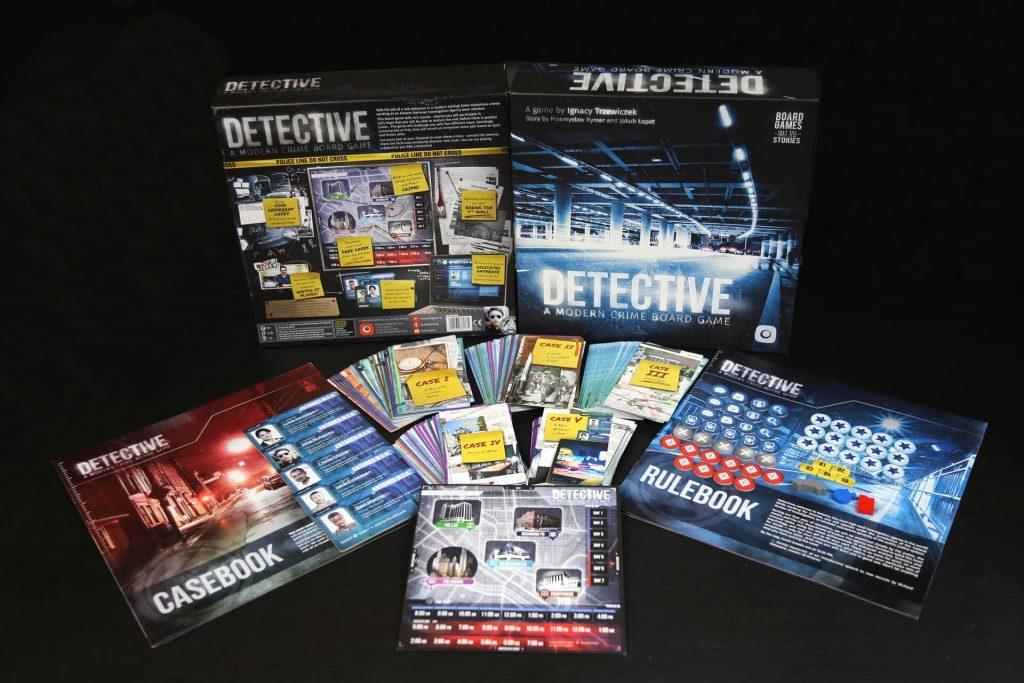 Detektyw: Kryminalna Gra Planszowa [RECENZJA]