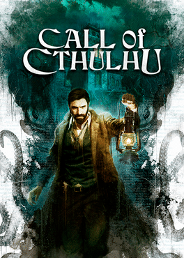 call of cthulhu okladka