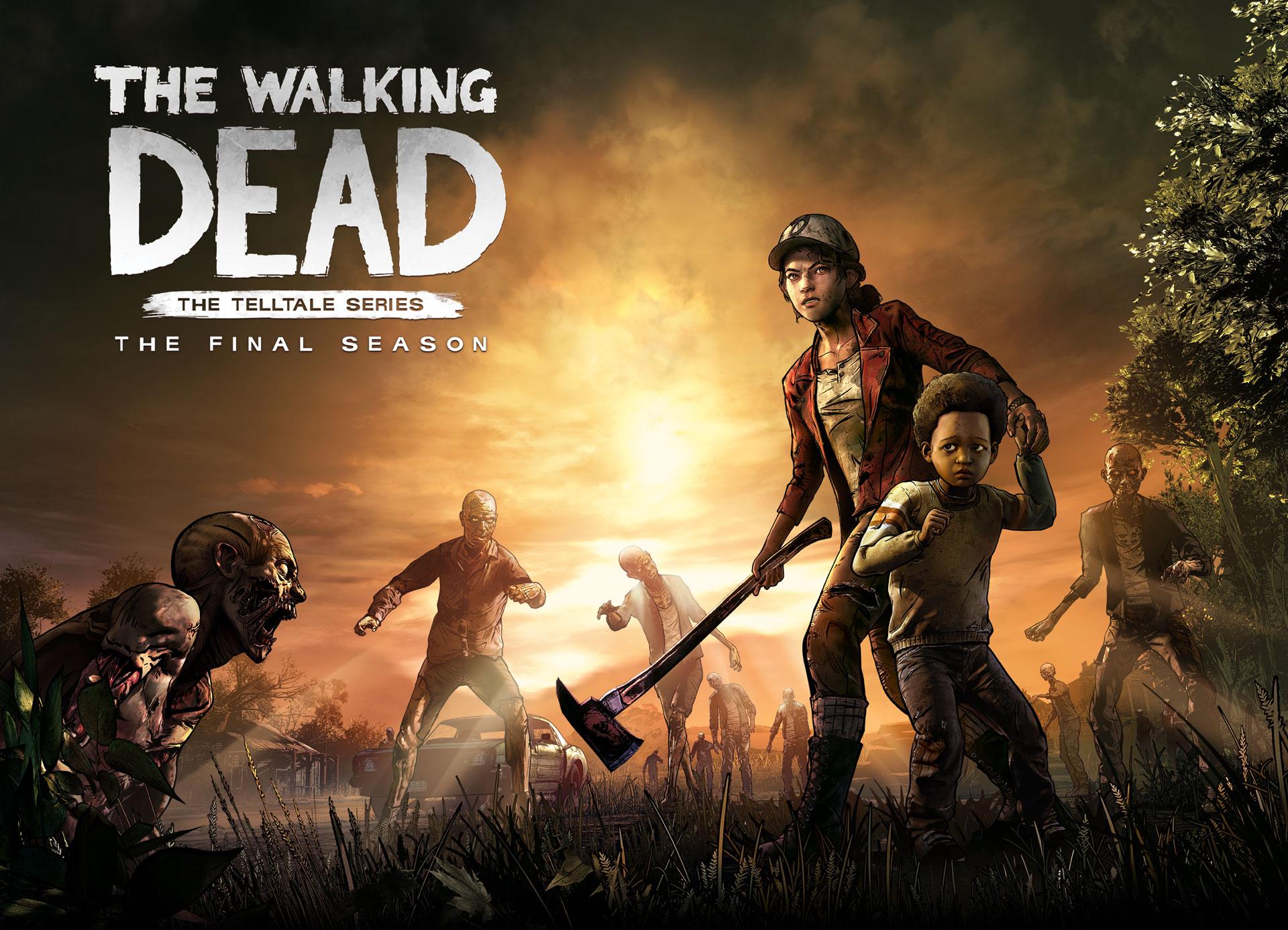 czwarty sezon the walking dead b