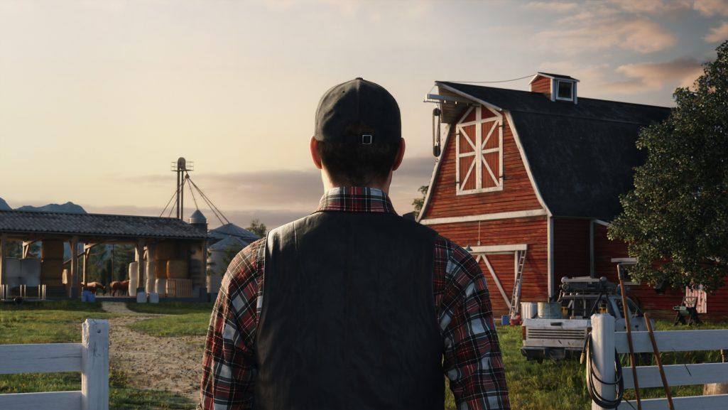 Red Farm Redemption, czyli Farming Simulator 19!