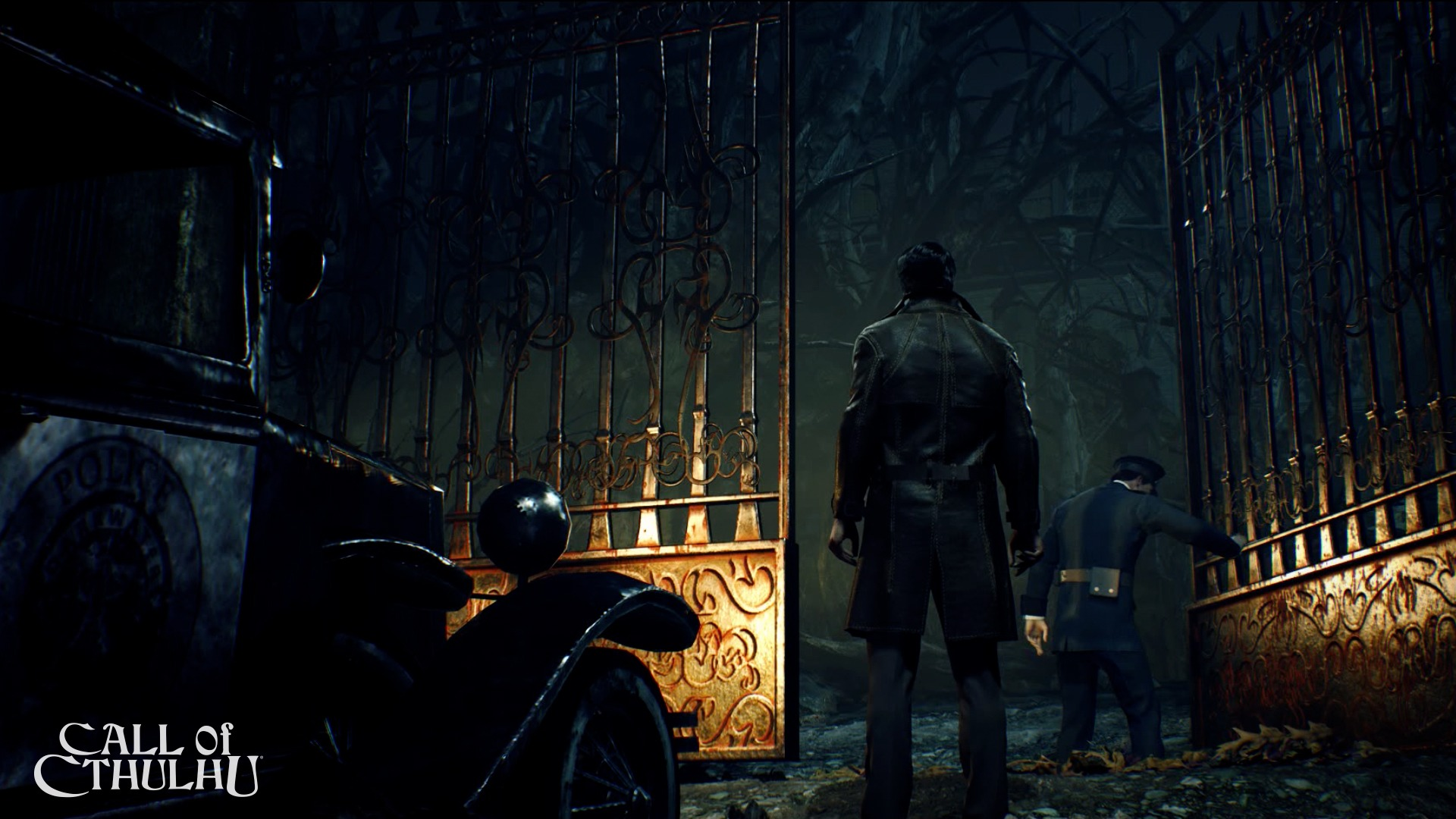 Call of Cthulhu: Official Video Game (PC, PS4, XONE)