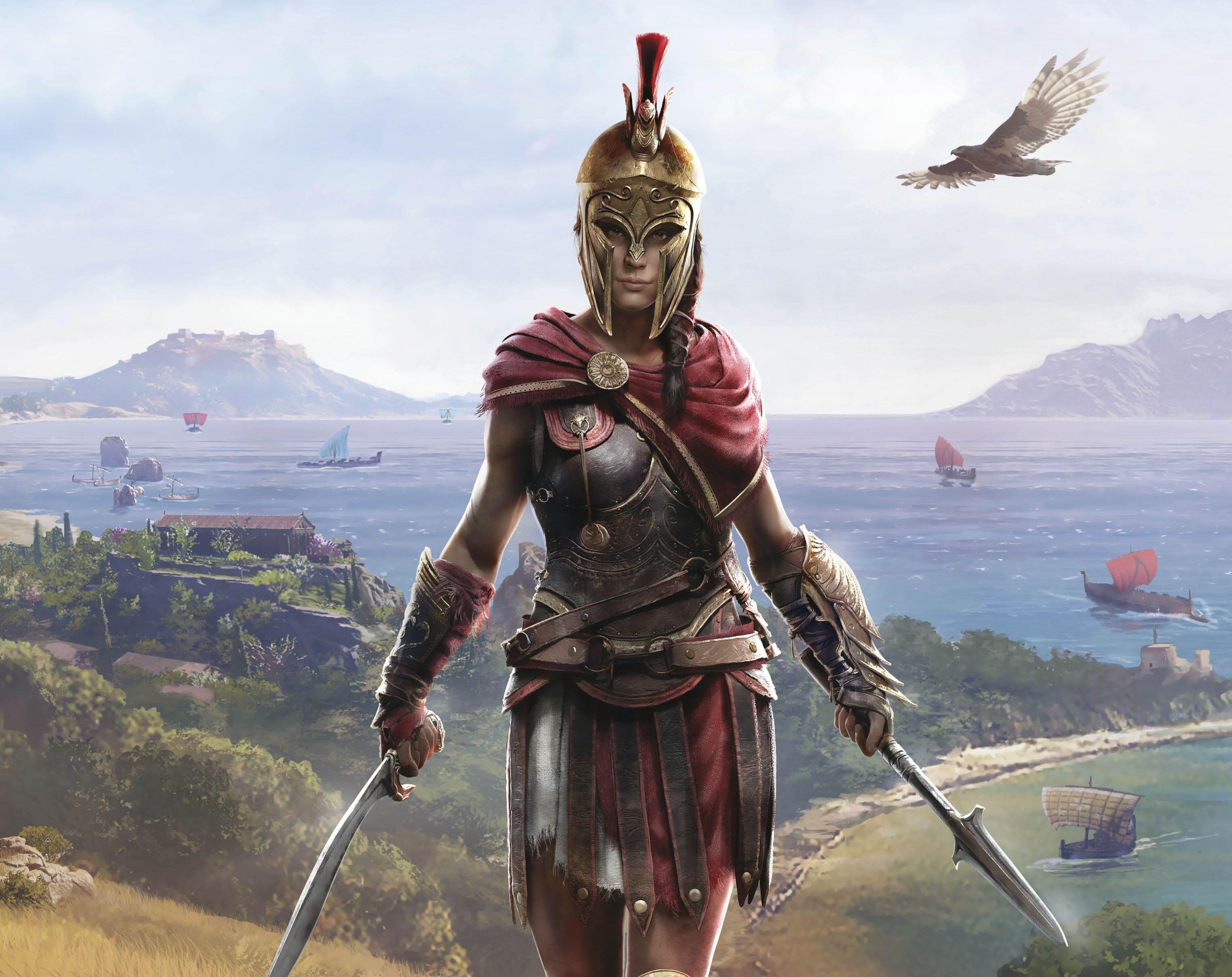 książka Assassin's Creed Odyssey po polsku