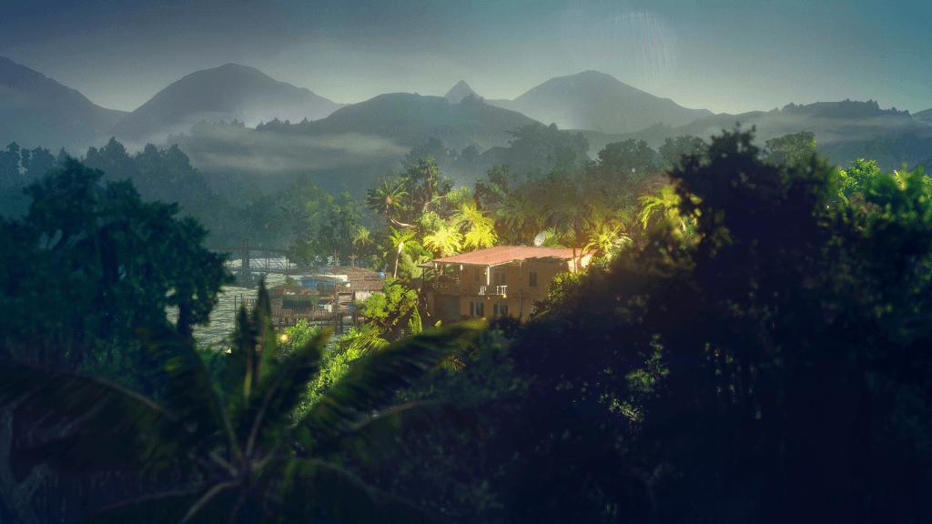 lokacje w hitman 2 santa fortuna kolumbia