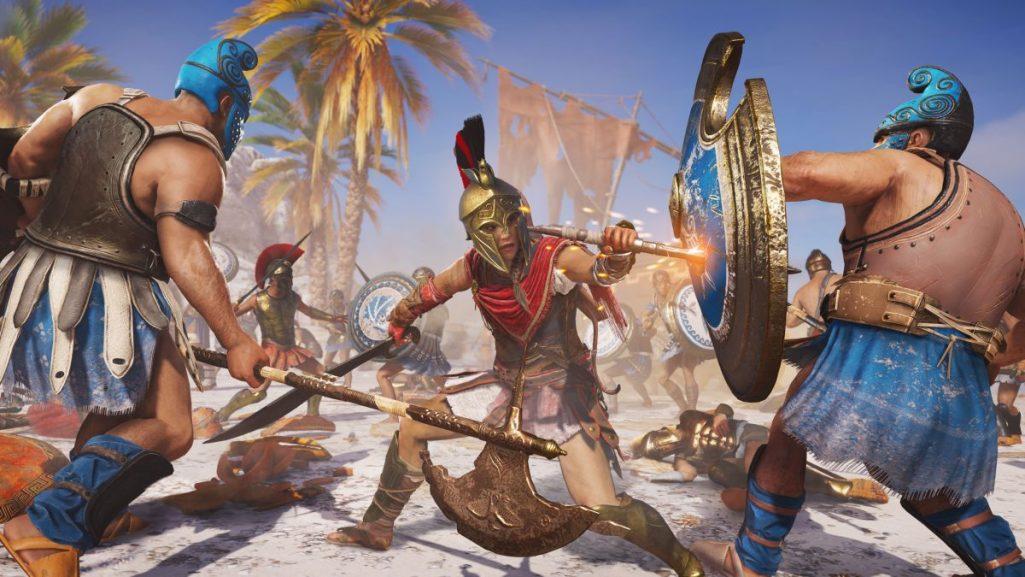 Assassin's Creed Odyssey za darmo. Spartański kopniak w koronawirusa