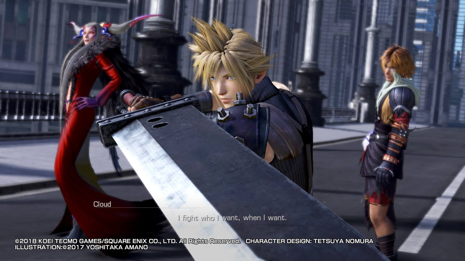 Final Fantasy Dissidia NT [RECENZJA]