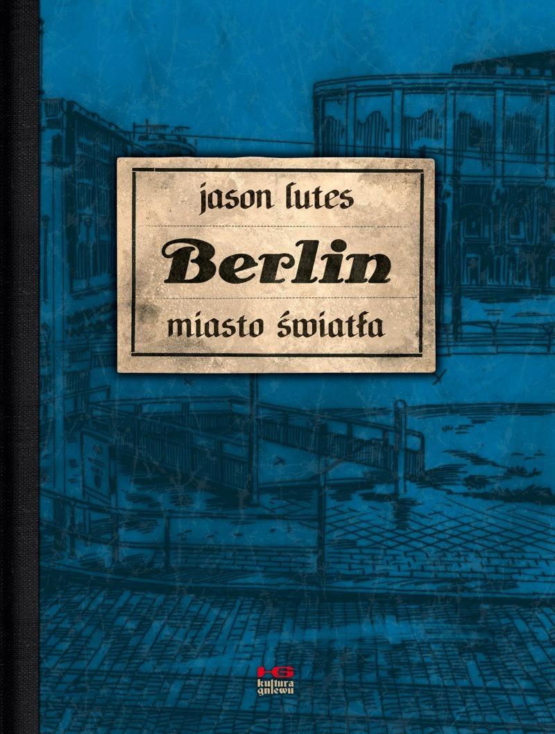 Berlin-Miasto swiatla