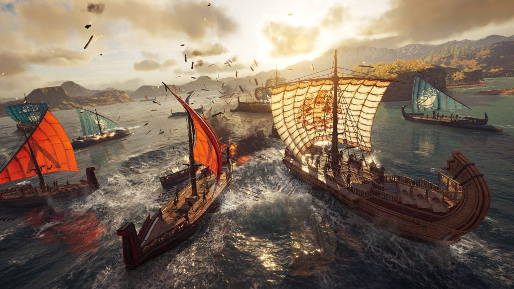 Sieciowe eventy Assassin's Creed Odyssey