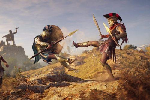 Sieciowe eventy Assassin's Creed Odyssey