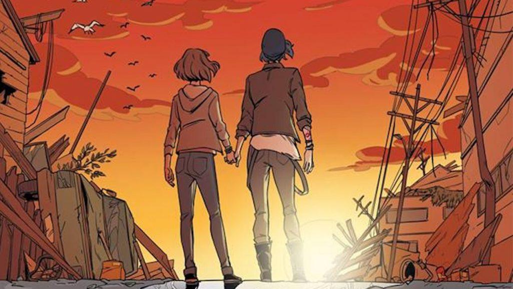 Komiks Life is Strange jeszcze w listopadzie