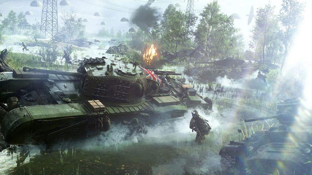 premiera battlefield 5
