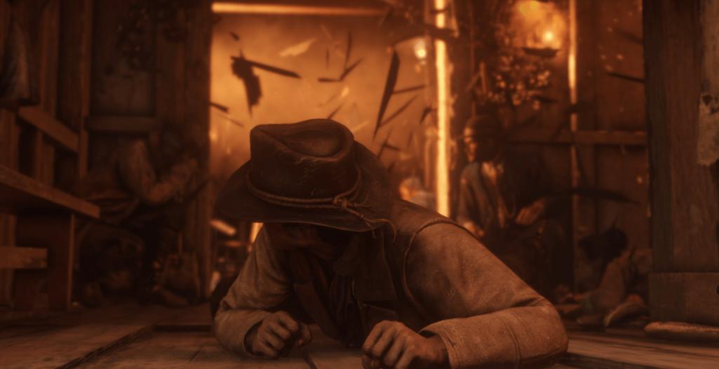 Sprzedaż Red Dead Redemption 2 przebiła jedynkę