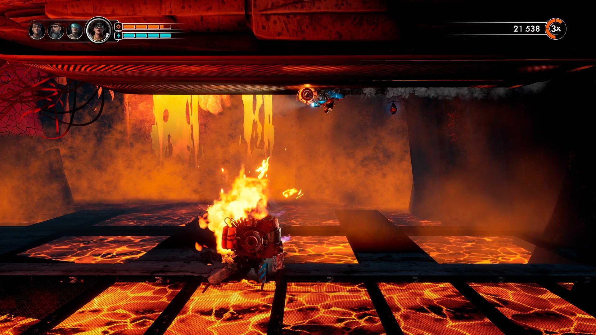 Trailer Steel Rats na Xbox One z okazji premiery