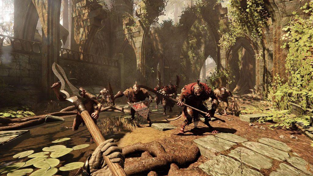 Premiera Warhammer: Vermintide 2 na PS4