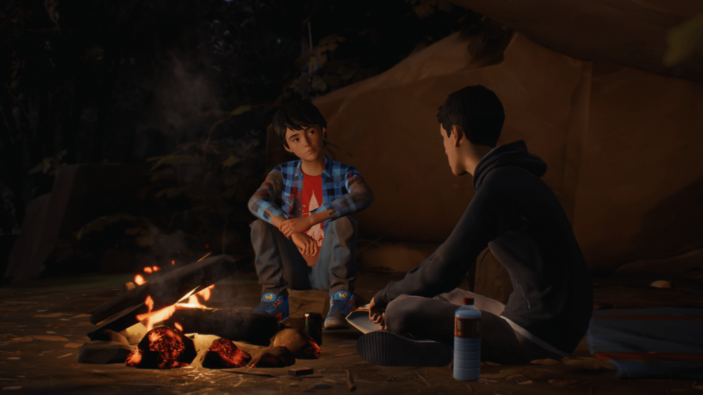 data premiery life is strange 2 episode 2