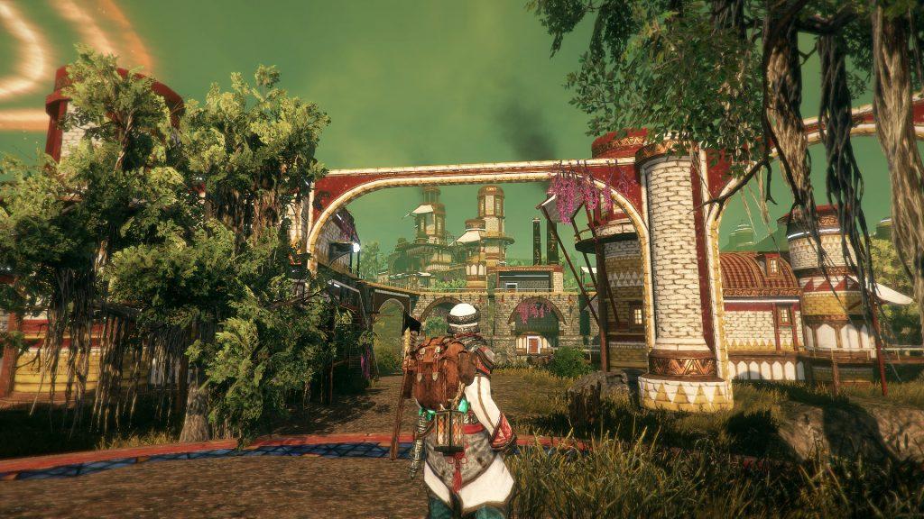 gameplay trailer outward