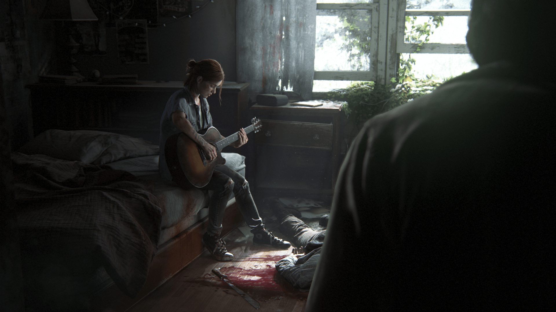 joel z the last of us part ii nie zyje