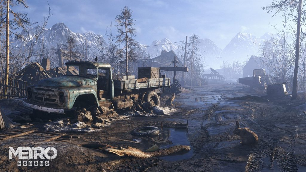 screeny z metro exodus