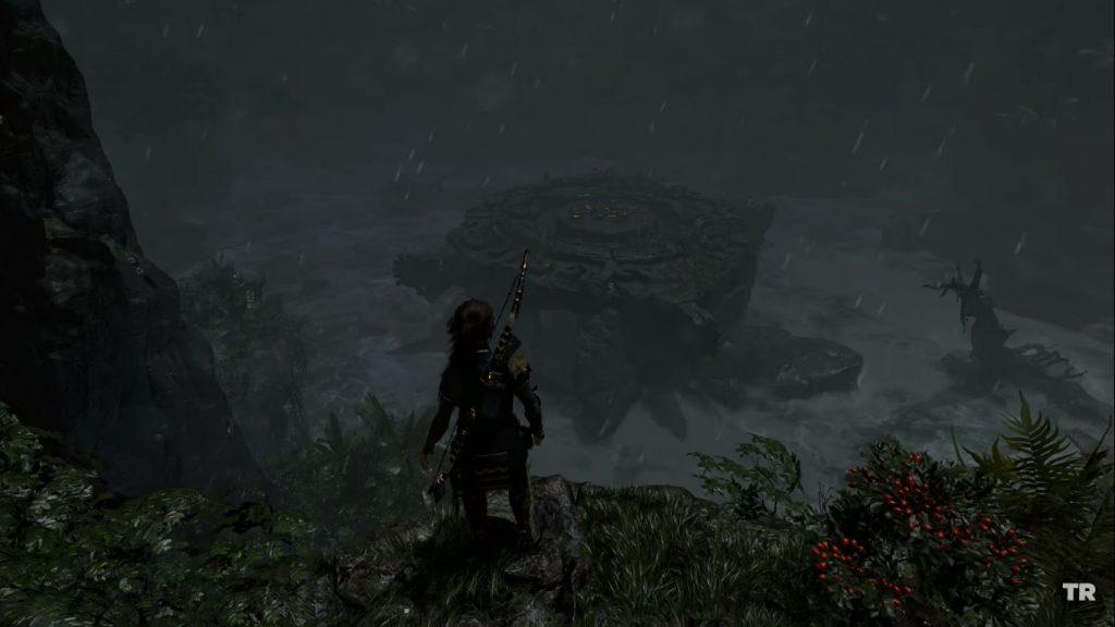 premiera the pillar shadow of the tomb raider