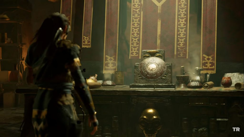 premiera the pillar shadow of the tomb raider