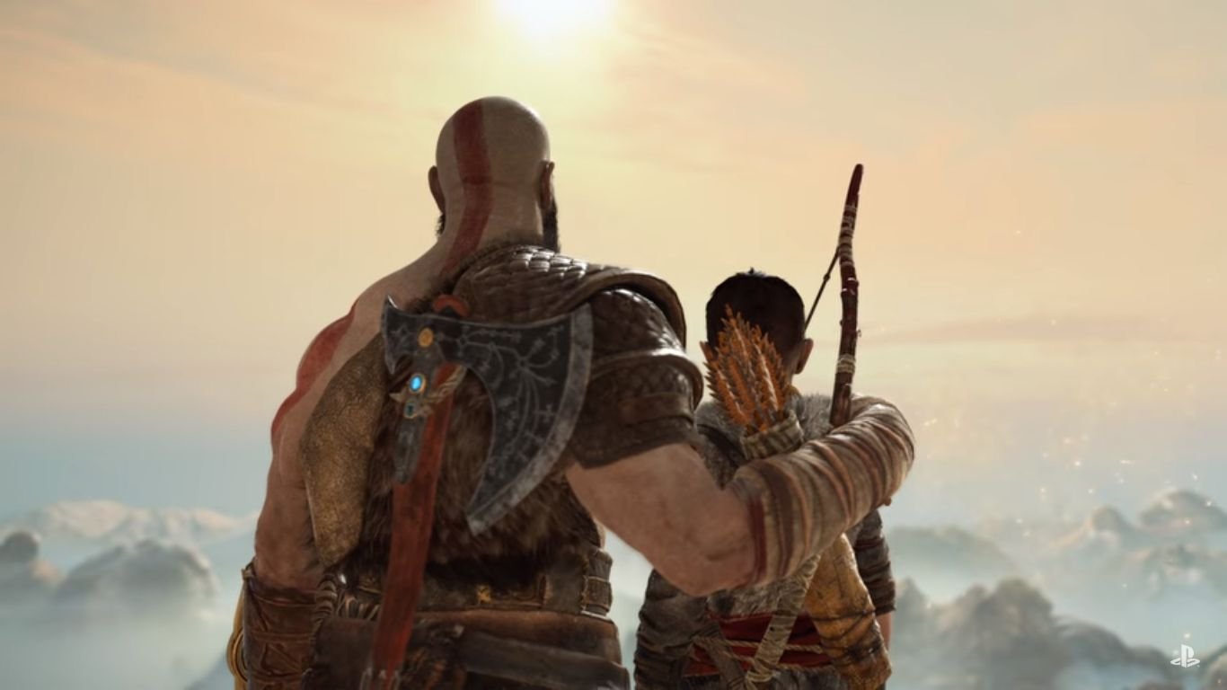 trailer god of war