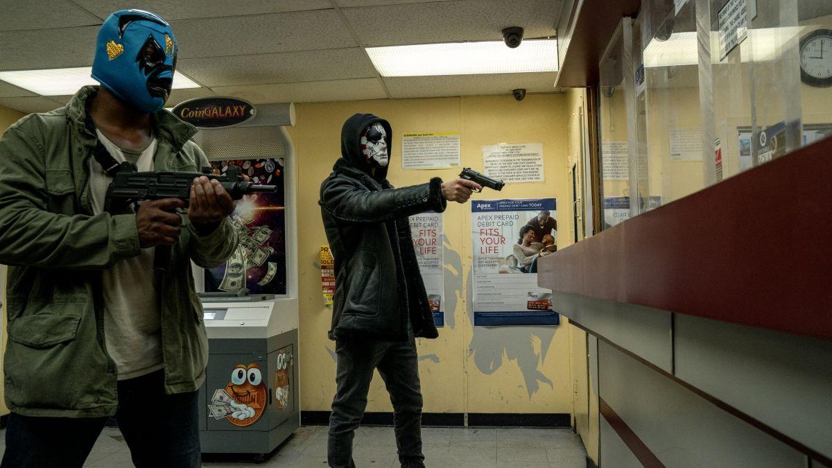 seriale na podstawie komiksów w Netflix - The Punisher
