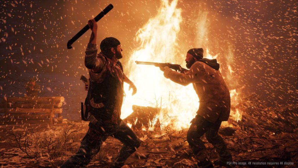 Gameplay Days Gone obiecuje hardkorową rozgrywkę