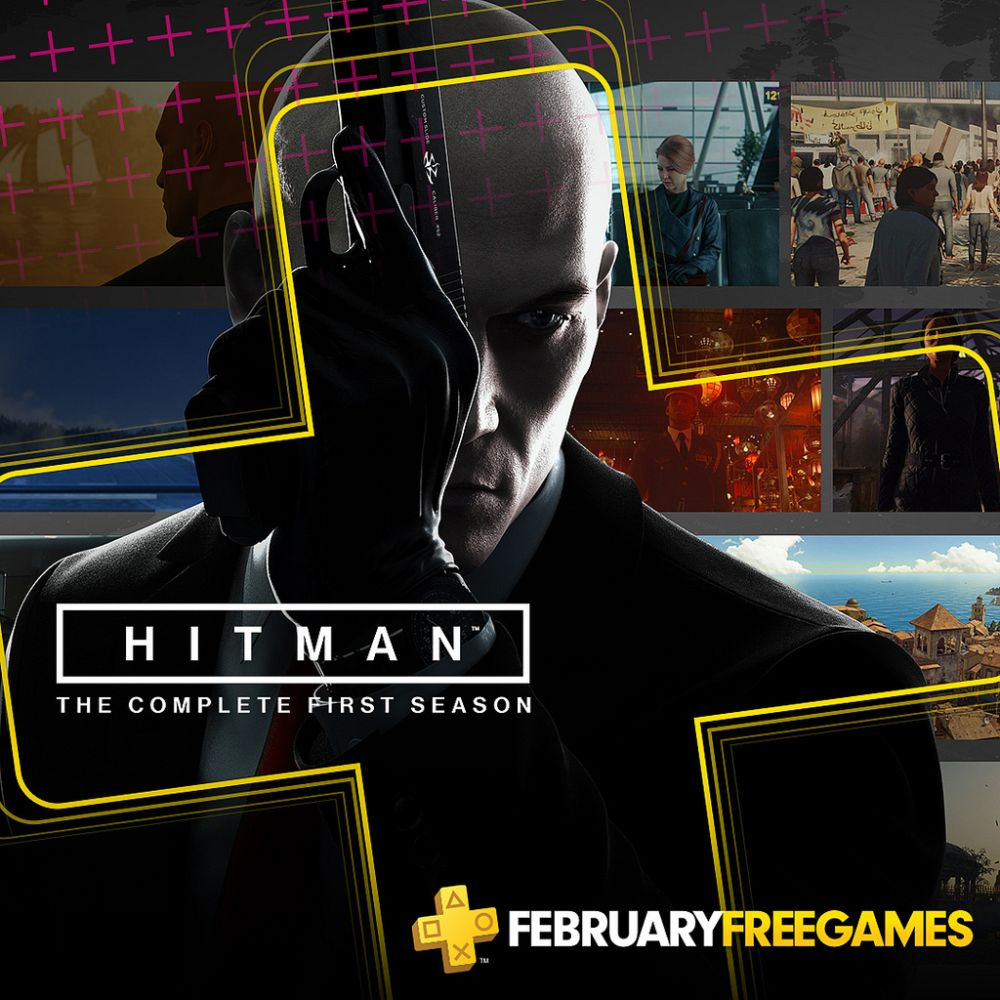 Gry PS Plus w lutym 2019 – Hitman i For Honor!