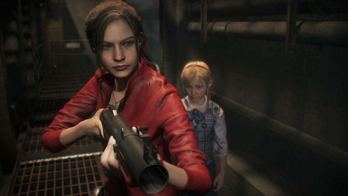premiera Resident Evil 2 Remake