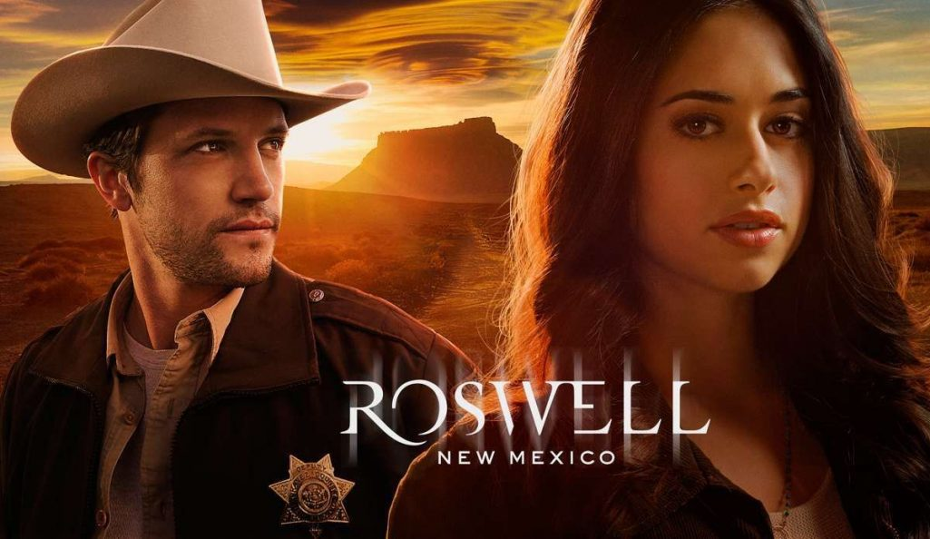 Roswell, New Mexico już w HBO GO